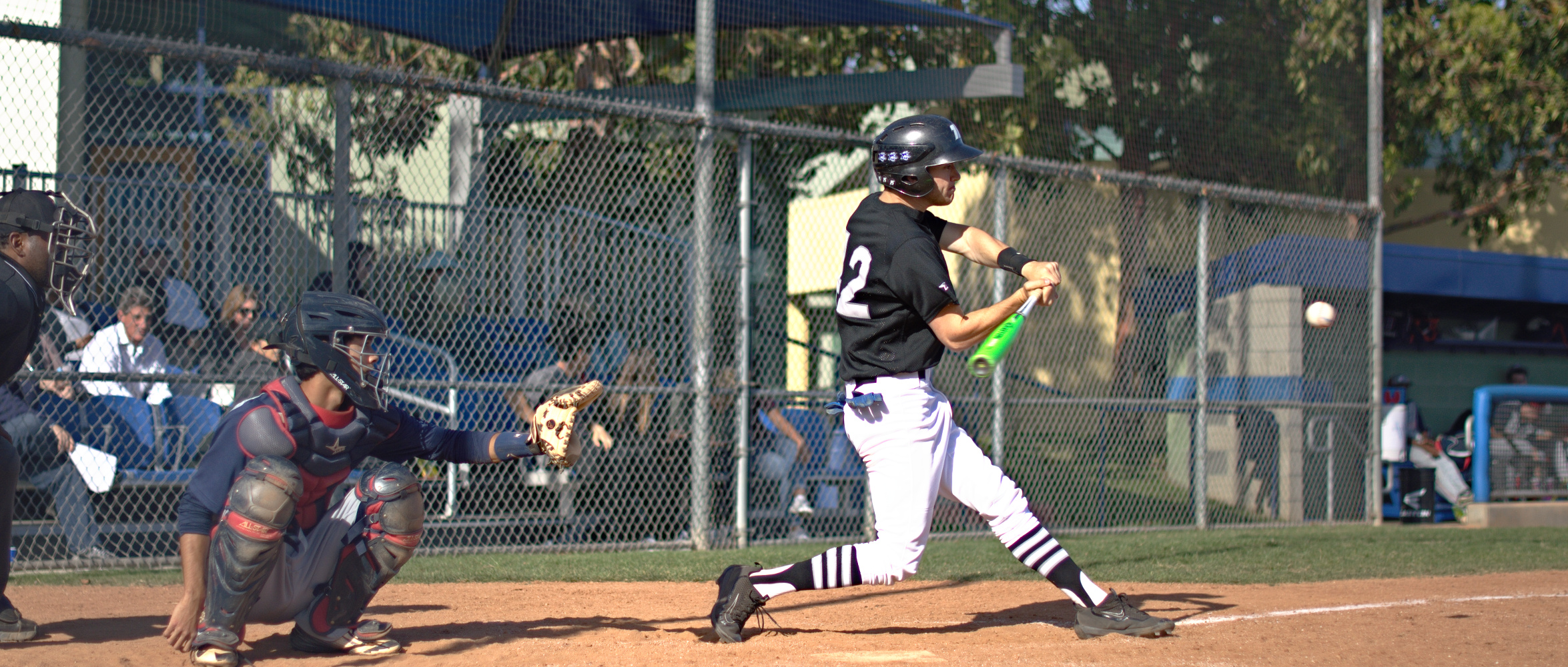 Action - Baseball Player at the Plate