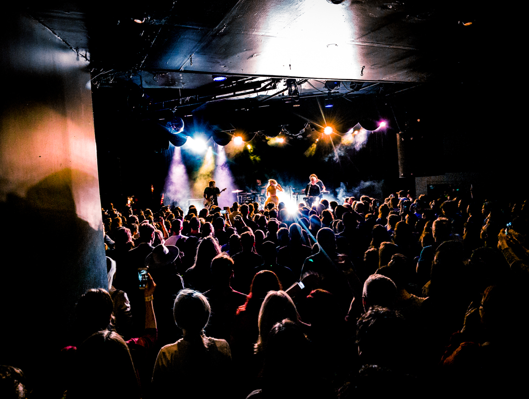 Event: Concert at Roxy